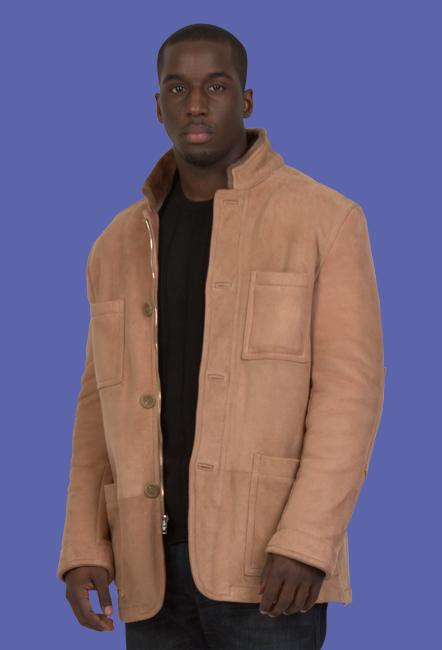 Edwyn Shearling Coat